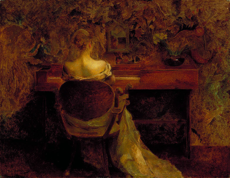 Thomas Dewing Paintings