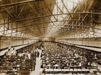 Главная мастерская галошного завода