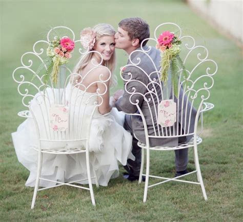 Dress Up Your Wedding Chairs   Part 2   Belle The Magazine