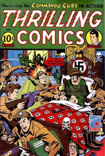(1944) Thrilling Comics 41