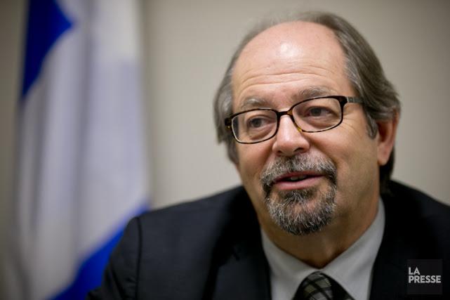 Le ministre responsable des Affaires autochtones, Geoffrey Kelley,... (PHOTO DAVID BOILY, ARCHIVES LA PRESSE)