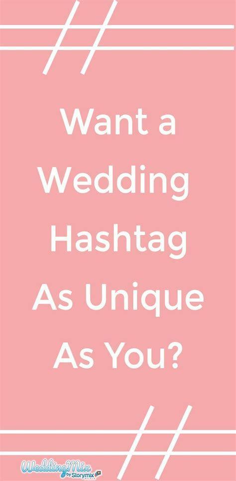 1000  ideas about Wedding Hashtag Generator on Pinterest
