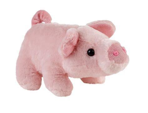 Soft toy pig   Draper of Glastonbury