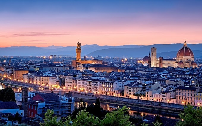 REASONS TO LIVE IN FLORENCE, ITALY