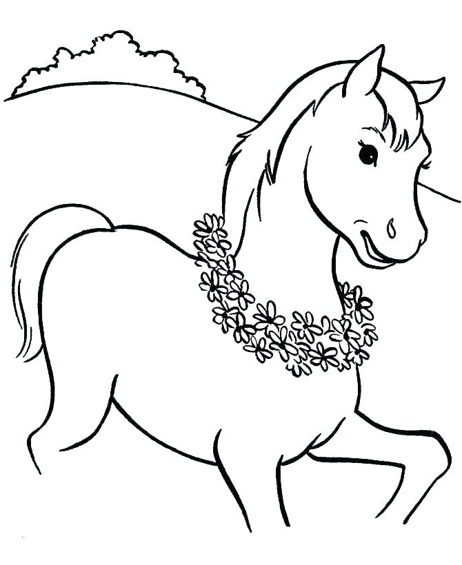 Girl Riding Horse Coloring Pages at GetDrawings | Free ...