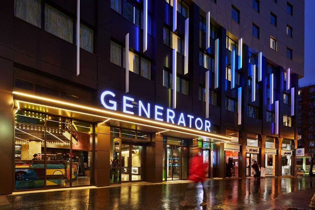 Generator Hostels Paris