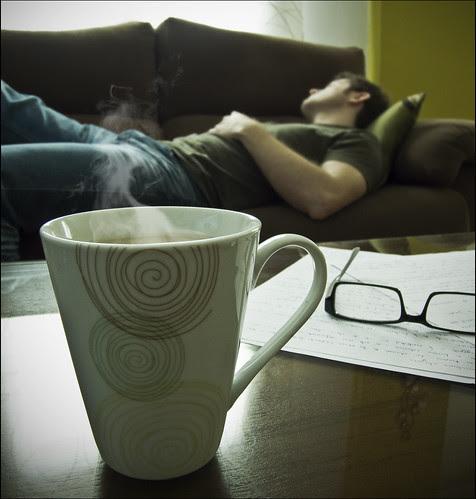 Siesta y café