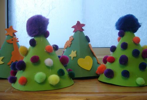 crafting christmas