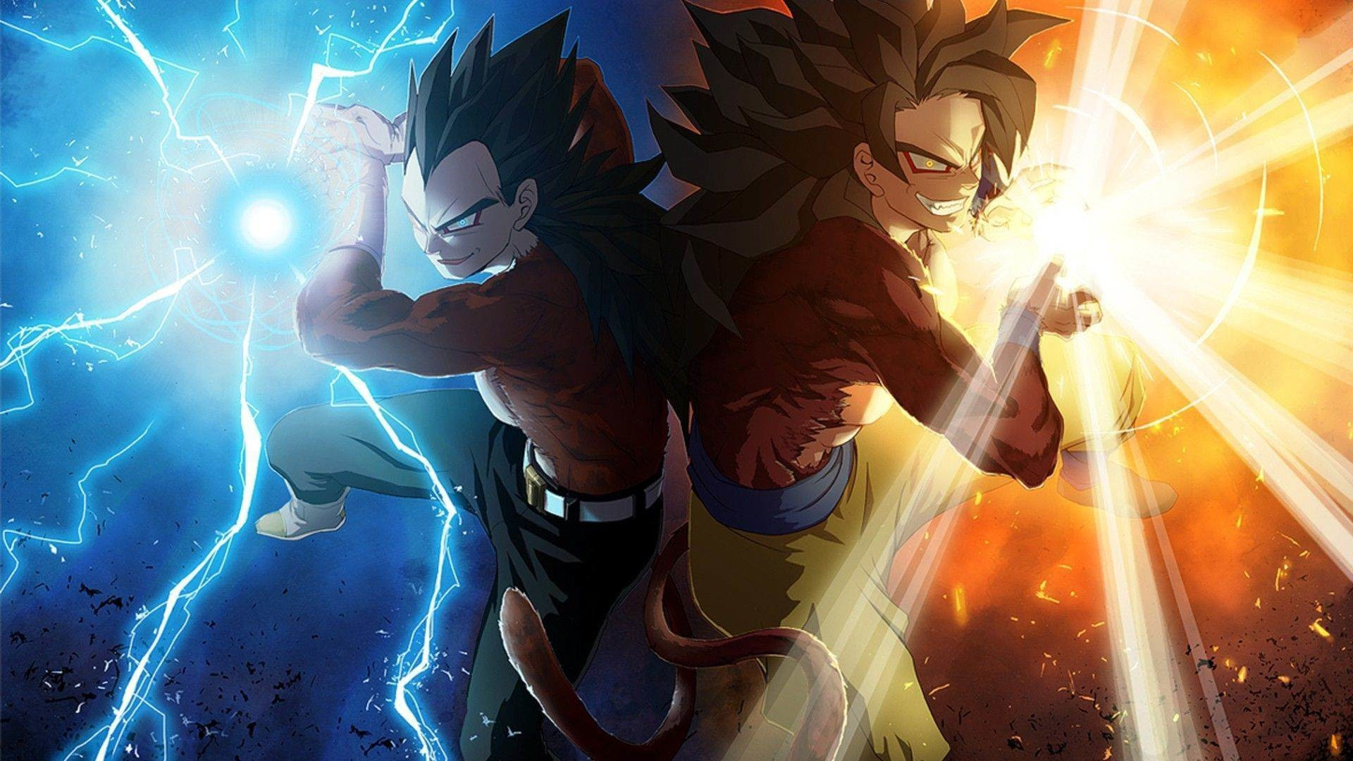 Dragon Ball Z Goku Hd Wallpapers 1080p