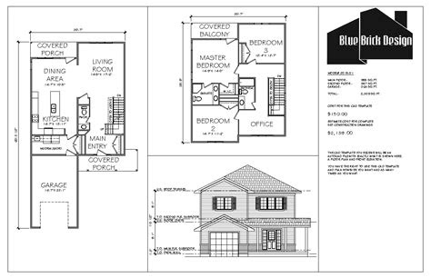 simple house plan  autocad drawing cad drawings