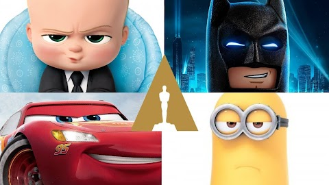 Oscar 2018 Nominations Best Animated Film
