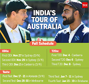 India vs Australia:  India vs Australia: Aussie 'Summer of Cricket' begins with 'Barefoot Circle' in BLM support   Cricket News – Times of India