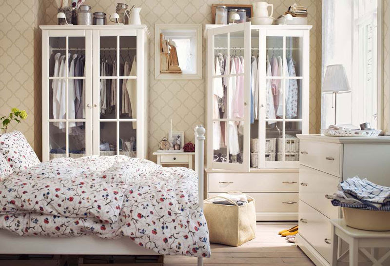 IKEA Bedroom Design Ideas 2012  DigsDigs