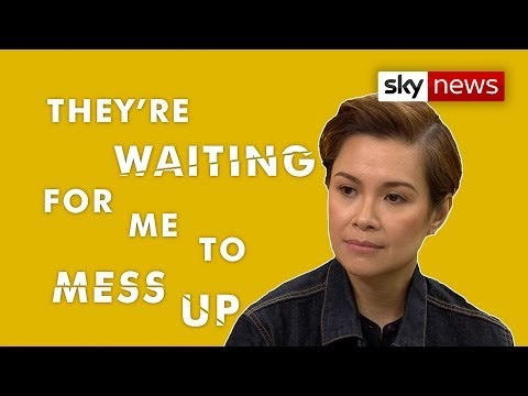 Lea Salonga: 'I was refused theatre role for being Asian'