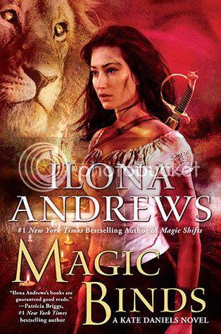 Magic Binds Cover