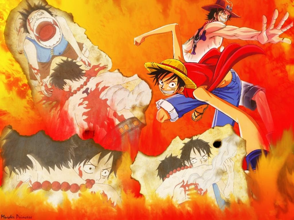 ワンピース紹介6 Masaステーション One Piece ポートガス D