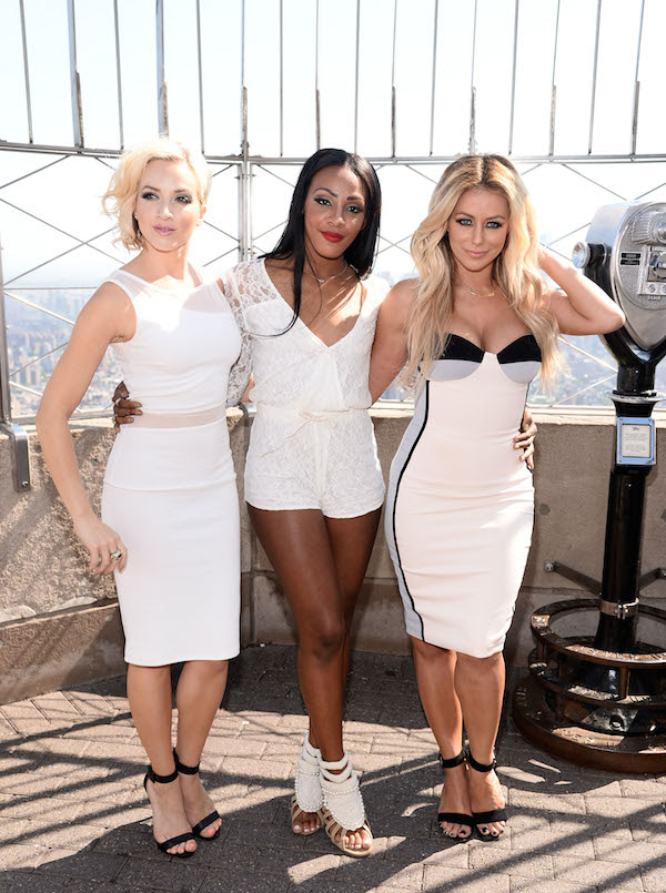 Danity Kane reaches new heights atop The Empire State Building