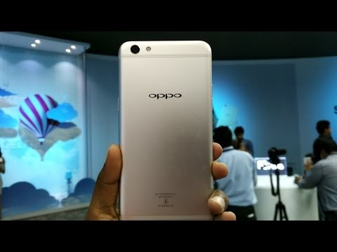 Oppo F3 Plus : Selfie Expert | Hands on, Specifications, Features & Price