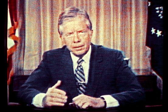 Crisis of Confidence Speech Jimmy Carter
