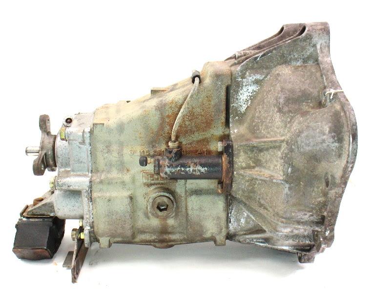 4 Speed Manual Transmission Mercedes - W1115 W123 240D 716 ...