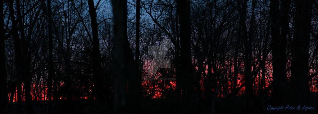 Daybreak Panorama by peterkopher