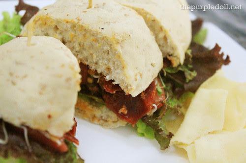 Iberico Joselito Belota Chorizo Sandwich P228
