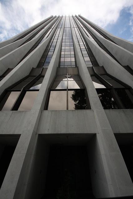 wells fargo tower, 8mm