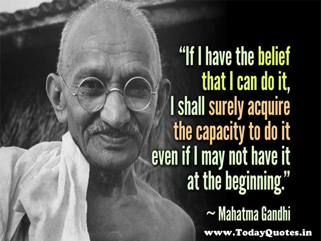 Quotes About Learning Gandhi 25 Quotes