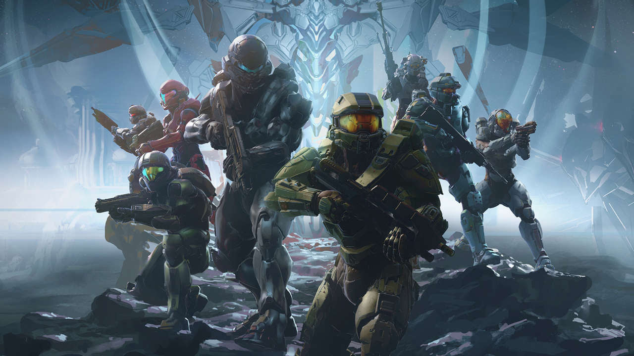 Halo 5 is getting the 4K treatment, lots of Halo classics being made backward compatible screenshot
