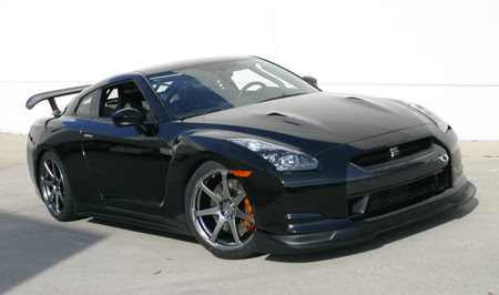 STILLEN-Built R35 GT-R Becomes Track Monster