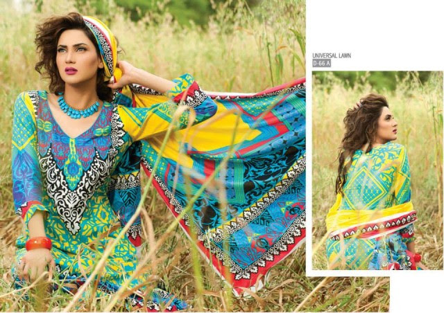 Sitara-Universal-Exclusive-Summer-Latha-Lawn-Collection-2013-Vol2-Famous-Actress-Model-Fiza-Ali-4