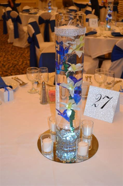 7 best Wedding Centerpieces Table Numbers Cake images on