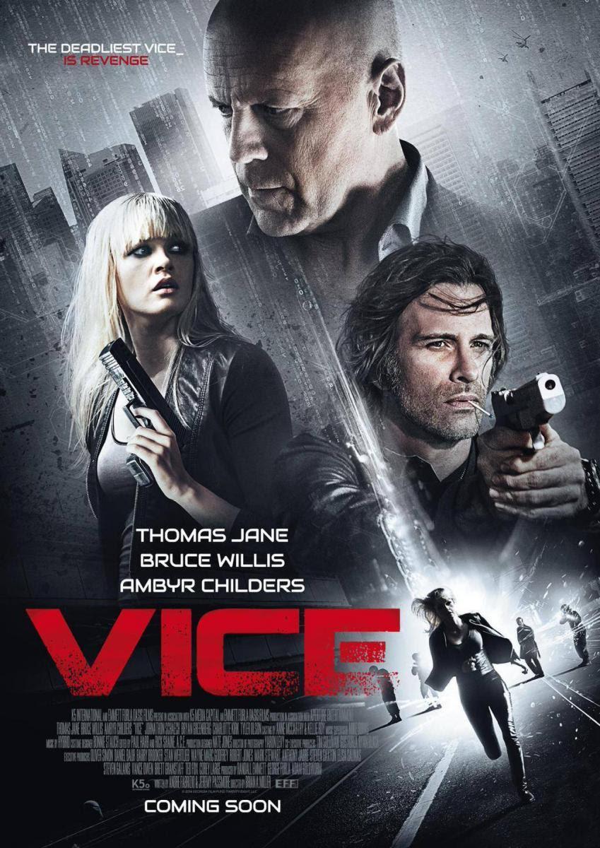 Vice, película, ciencia ficción