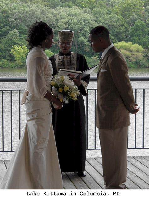 Civil Ceremonies   Lakeside Weddings   Maryland Wedding