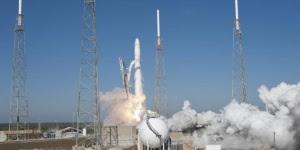 SpaceX:n raketti räjähti jälleen – Katso, mitä laskeutumisalustalla kävi (800 x 399)