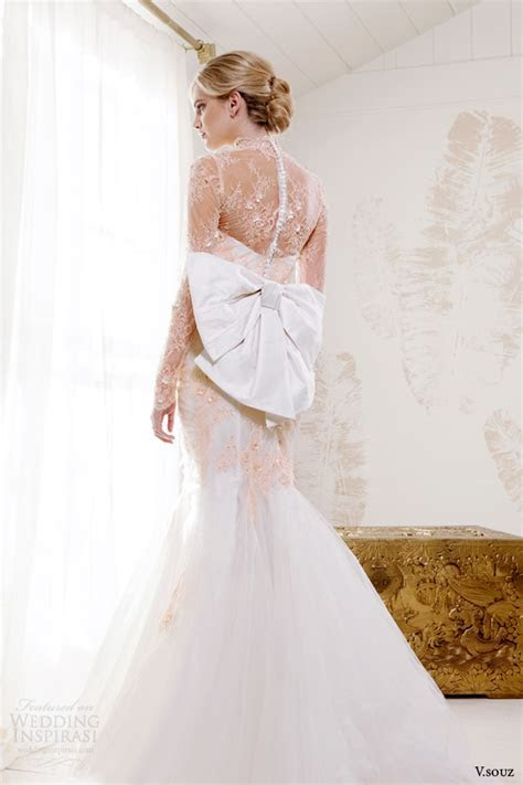 V. SOUZ 2014 Wedding Dresses   Wedding Inspirasi