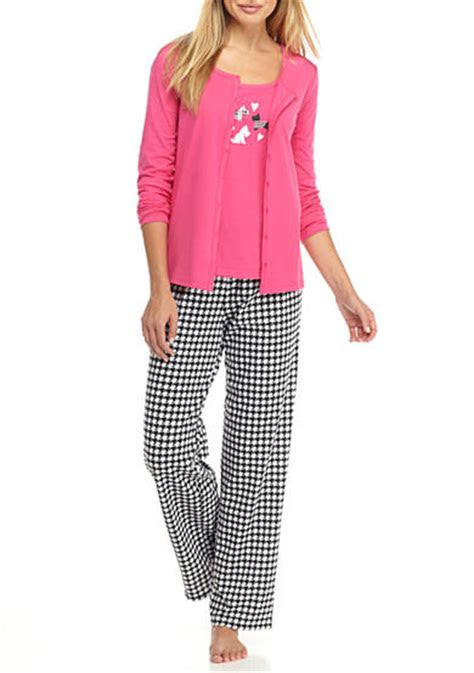 pajamas  women belk
