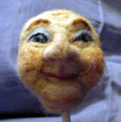 felted head