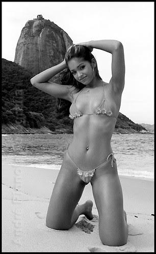Tathiana Pagung, musa do Carnaval carioca. A goddess of Rio de Janeiro Carnival.