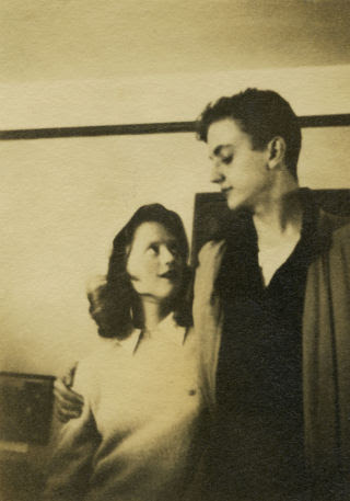 Jane Cox and Kurt Vonnegut had grown up together; they married in 1945, after Kurt returned from the European theatre.
