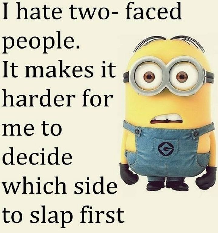 I Hate Two Faced People Pictures Photos And Images For Facebook