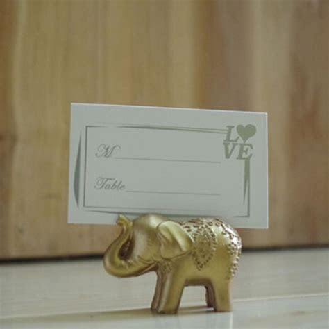 200 pcs/lot Free DHL Shipping Lucky Golden Elephant Place