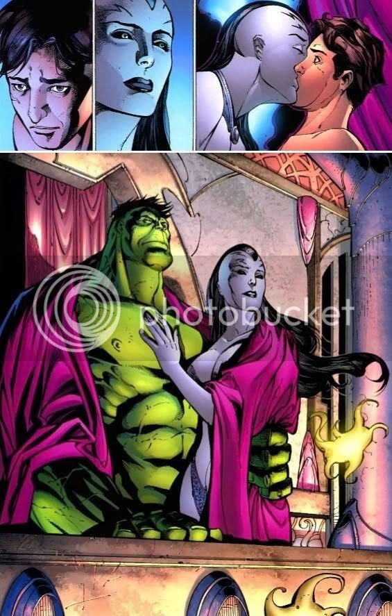 Planeta Hulk: Lealdade