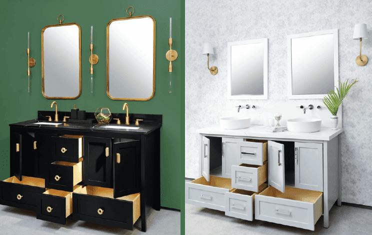 Bathroom Vanity Design Plans Home Trends Magazine
