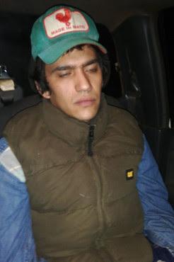 Acusado de mata universitária no paraguai