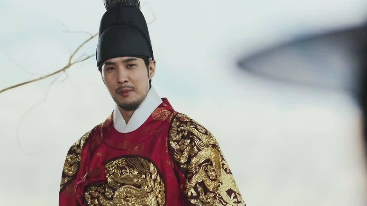 The Rebel Korean Drama Cast