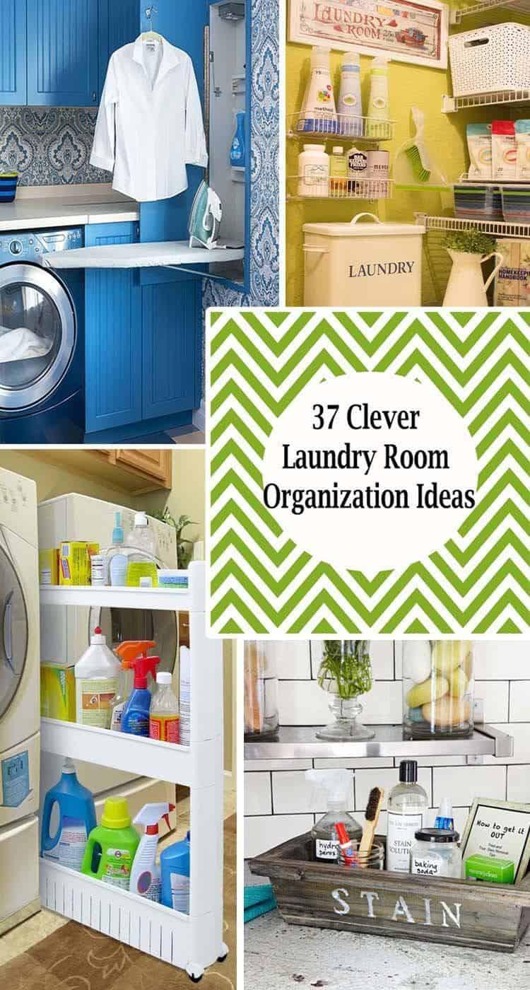 Laundry Room Organization Ideas 000 1 Kindesign