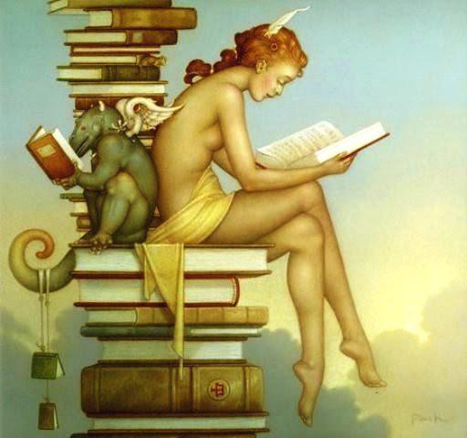 Michael Parkes, Ex-Libris