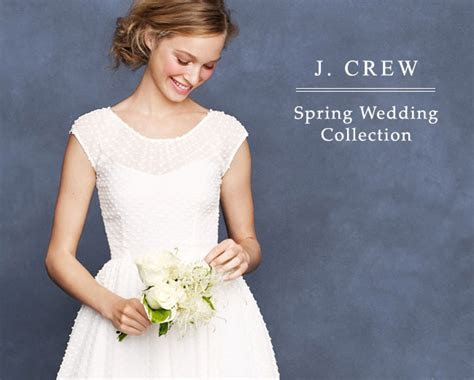 Save 20% on the J. Crew Spring Wedding Collection!   Green