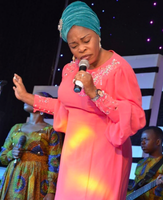 How An Unplanned Career Change Took Tope Alabi To The Top Of Gospel Music